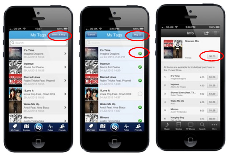 Music App Shazam Rolls New Function For iPad And iPhone Consumers