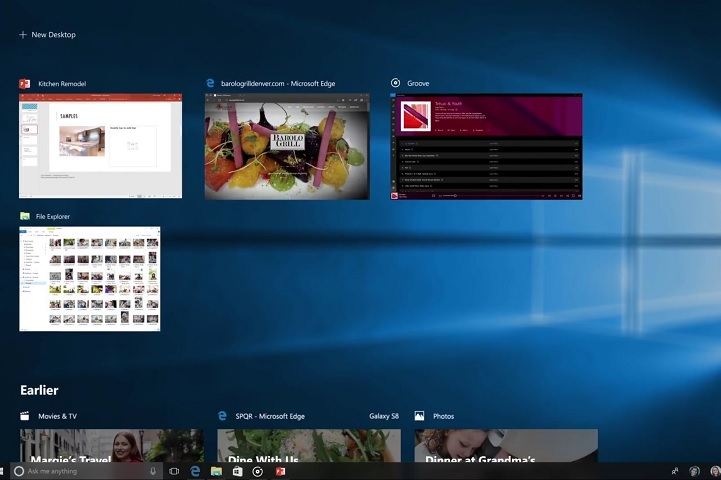 Windows 10 Insider Preview Build 17063 released