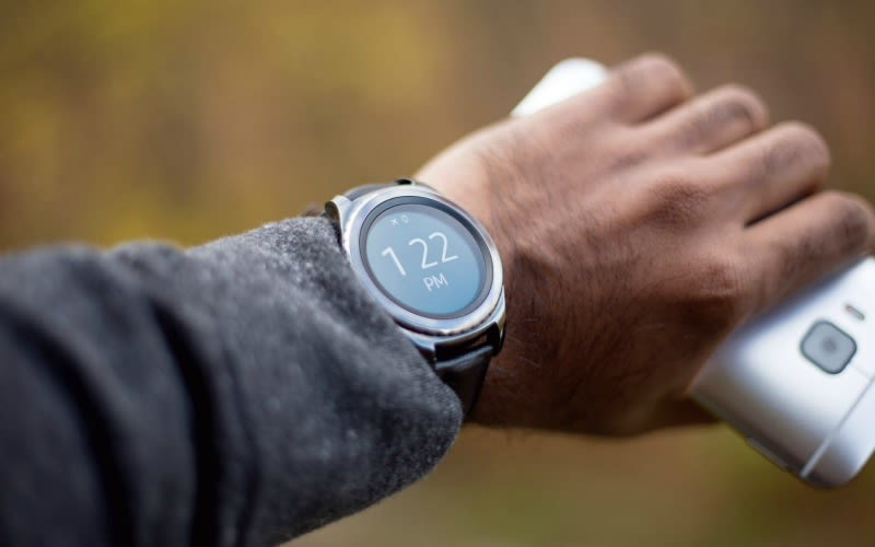 Smartwatches Starts Receiving Android Oreo Update
