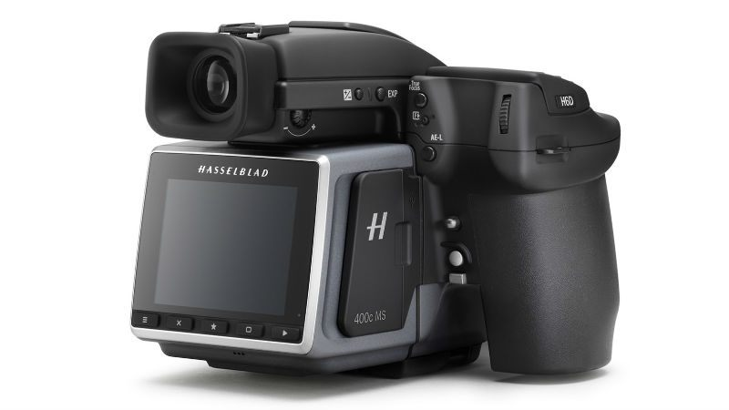 400 Megapixel Multi-Shot Medium Camera Launched By Hasselblad